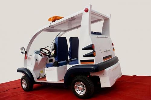 为何说电动环卫车是实用热卖车型?