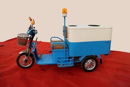 垃圾清运车/小型环卫垃圾车清运垃圾的优势?