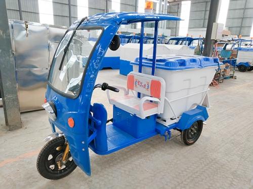 垃圾清运车/小型环卫垃圾车清运垃圾的优势在哪里?