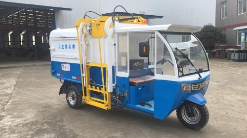 环卫车常见问题检测与维修