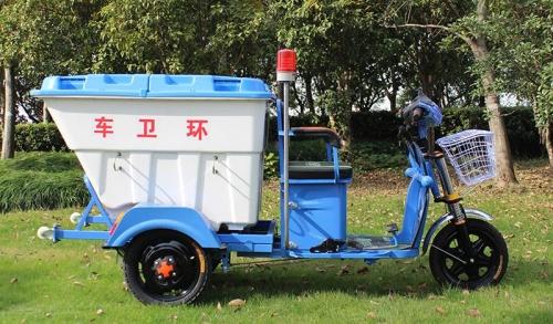 电动环卫保洁车---清洁环卫靠大家!