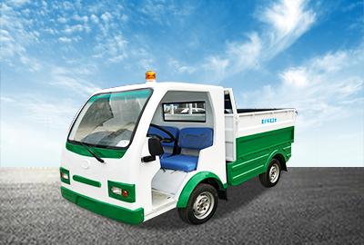 广元高性能电动环卫车